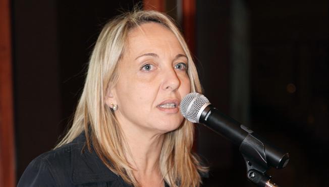 Claudia Fiaschi portavoce del FTS nazionale