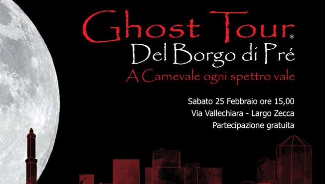 Ghost Tour del Borgo di Prè