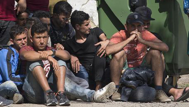 600 milioni per l'accoglienza ai migranti