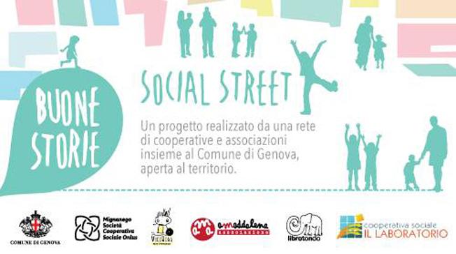Buone storie #socialstreet